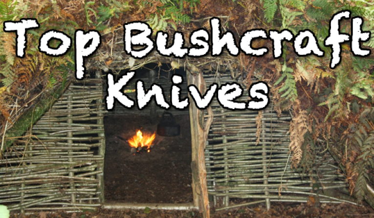 THE 5 BEST BUSHCRAFT KNIVES ON THE MARKET