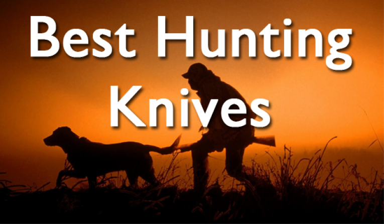 the top 7 best hunting knives on the market