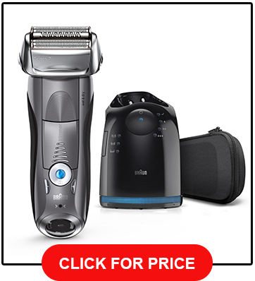 Braun Series7 7865cc Wet & Dry Electric Shaver