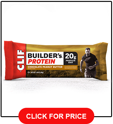 CLIF BUILDER'S Protein Bar Chocolate Peanut Butter