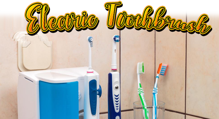 Costco Electric toothbrush