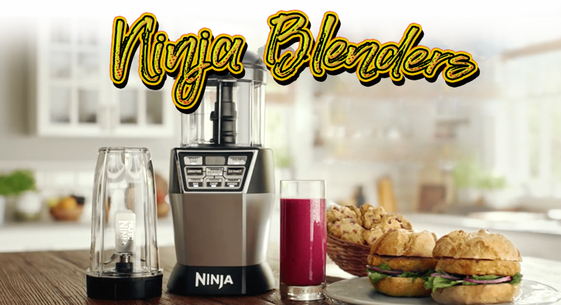 Ninja Blender at Costco