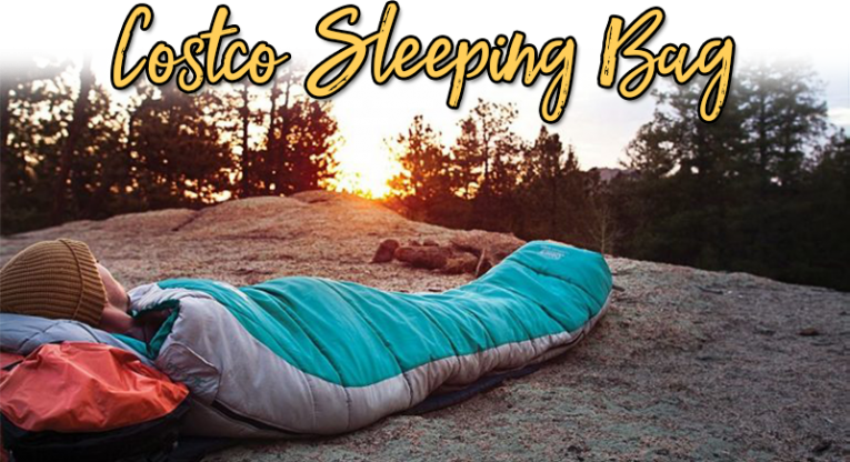 Sleeping Bags at Costco