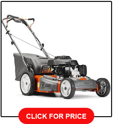 Husqvarna 961450023 HU700H Honda 160cc 3 in 1 Rear Wheel Mower review