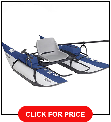 Roanoke Inflatable Pontoon Boat review