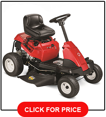 Troy Bilt 382cc 30 inch Premium Neighborhood Riding Lawn Mower review