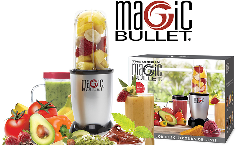 Magic Bullet at Costco