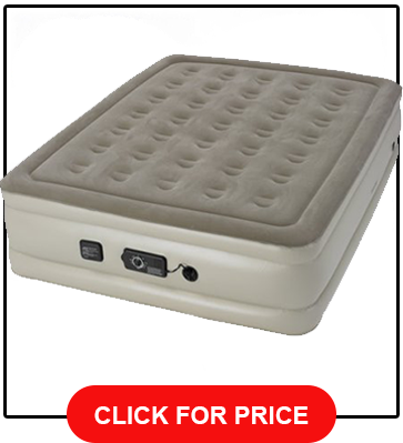 Insta-Bed Queen Air Mattress