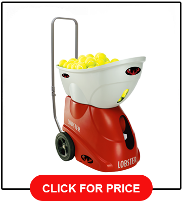 Lobster Sports Elite Liberty Tennis Ball Machine