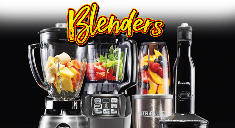 blenders at costco