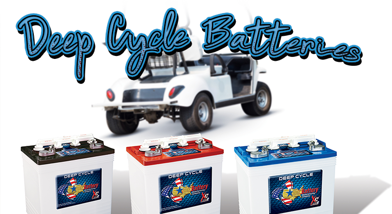 deep cycle batteries at Costco