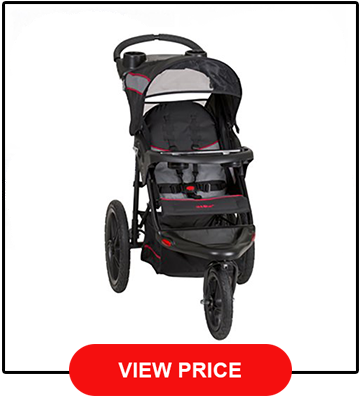 Safety First Jogger Travel System