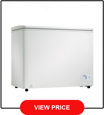 Danby Deep Freezer, 7.2 Cubic ft.