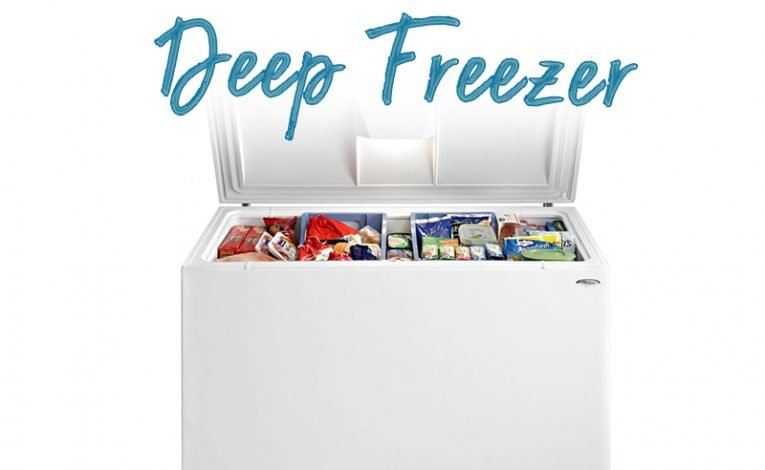 costco Deep Freezer