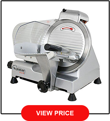 F2C Pro Stainless Steel 10 Blade AUTO Electric Meat