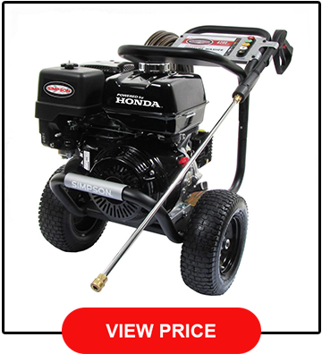 SIMPSON Cleaning 4200 PSI Gas Pressure Washer Powered by HONDA
