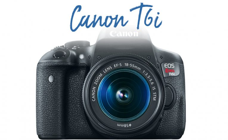 canon T6i at costco