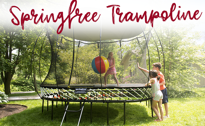 springfree trampoline at costco