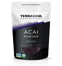 TerraSoul Freeze Dried Powder