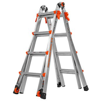 Costco Little Giant 22 ft Multi-Use Ladder