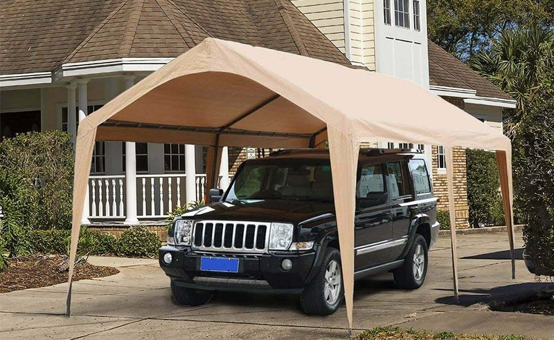 Costco Steel Frame Canopy