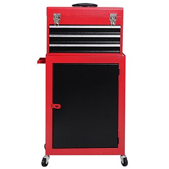 Giantex 2pc Mini Tool Chest