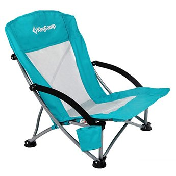 KingCamp Low Sling Folding Chair