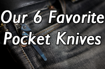 The 6 Best Pocket Knives On The Market