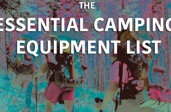 The Essential Camping Equipment List