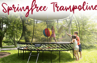 Springfree Trampoline Costco Review